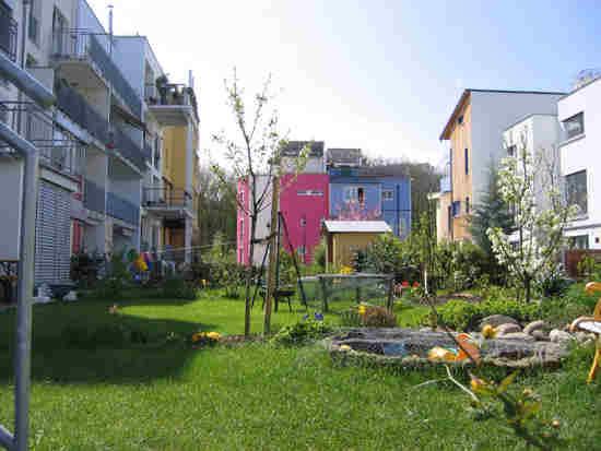 Ville d sirable ou ville durable quelle place pour les for Espace vert ville