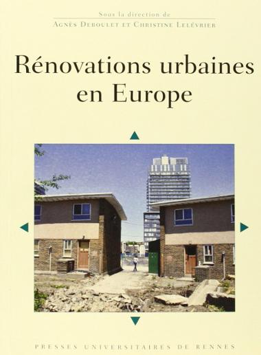 rénovation urbaine en europe