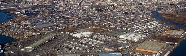 Hunts Point in the South Bronx, New York City (cc) Doc Searls/Flickr