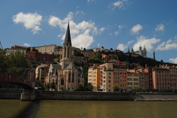 Saint-Georges church in Lyon (cc) Ana Rey/Flickr