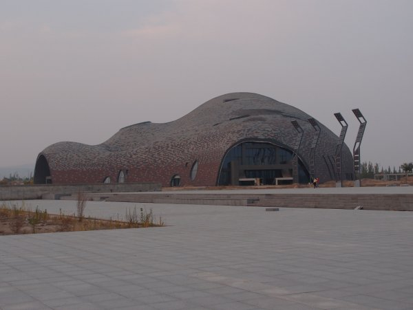 Photo 25. Théâtre, Datong, octobre 2015